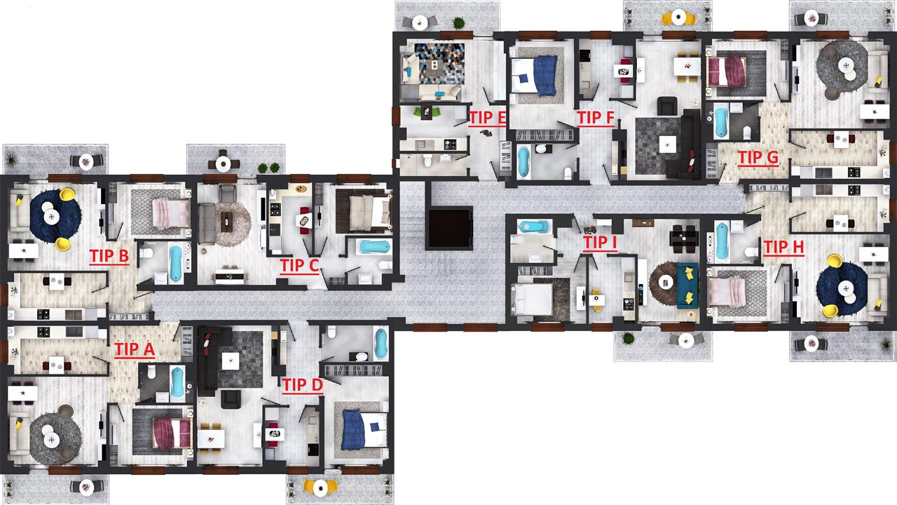Bucium Residence
