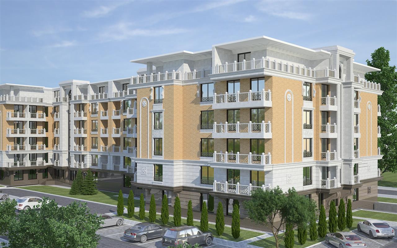 Complexul Rezidential Sadoveanu - Copou