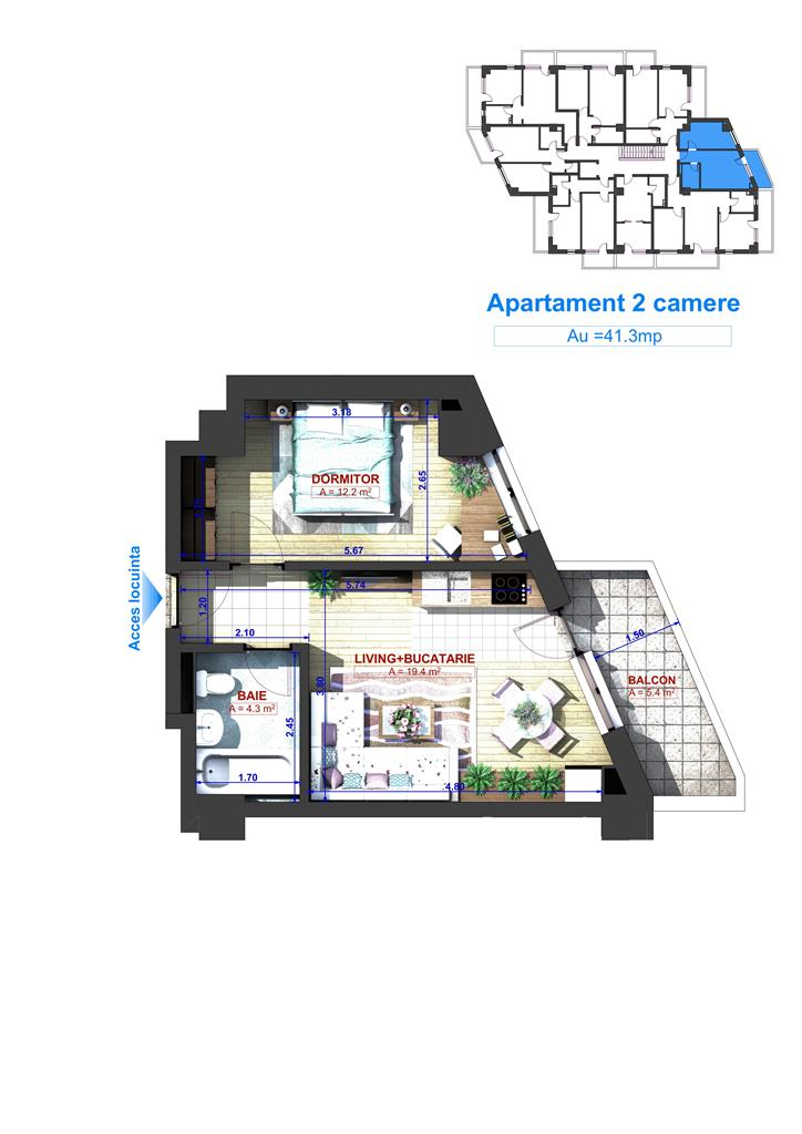 I.C.Bratianu Residence II