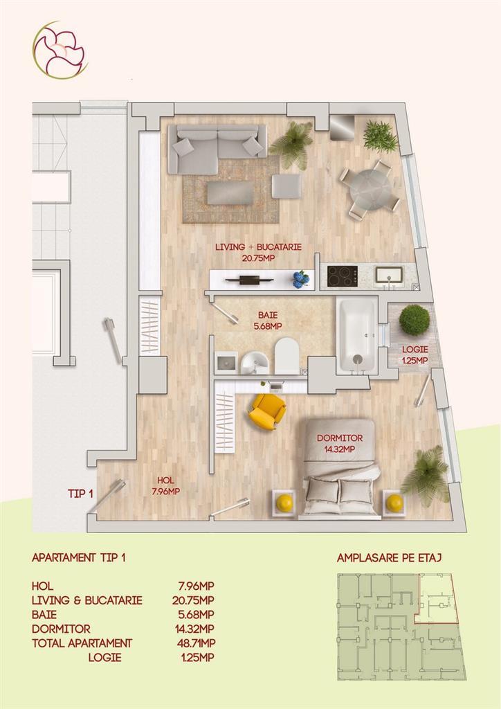 Magnoliei Residence - Palas
