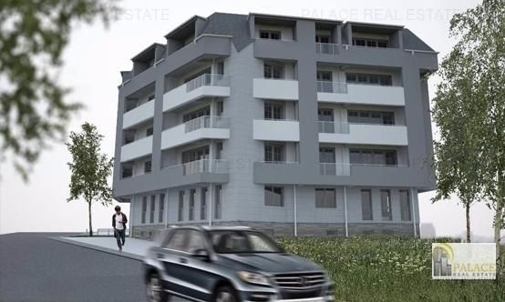 Comision 0%, 2 camere, bloc nou, 57.86 MP, Copou  Stadion