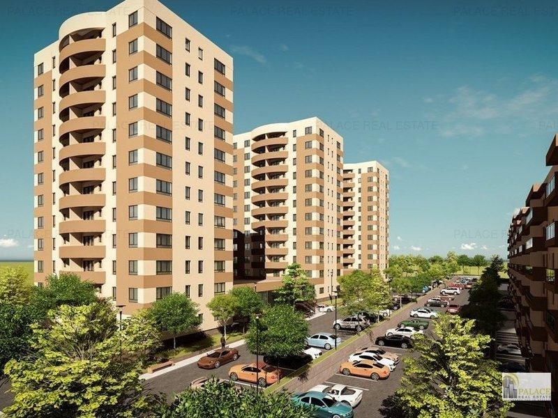 Comision 0% Apartament  3 camere, 64 mp, Capat Cug
