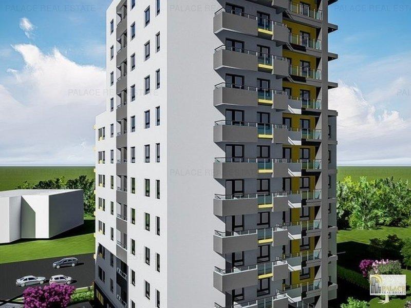 Apartament 3 camere de vanzare, bloc nou, 76.70 mp, Cug