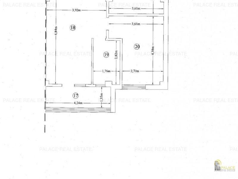 Apartament 2 camere de vanzare, bloc nou. 58 mp, Valea Adanca