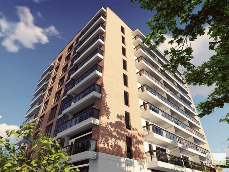 Comision 0%, 2 camere  64 mp, Park Residence, Copou  Universitate