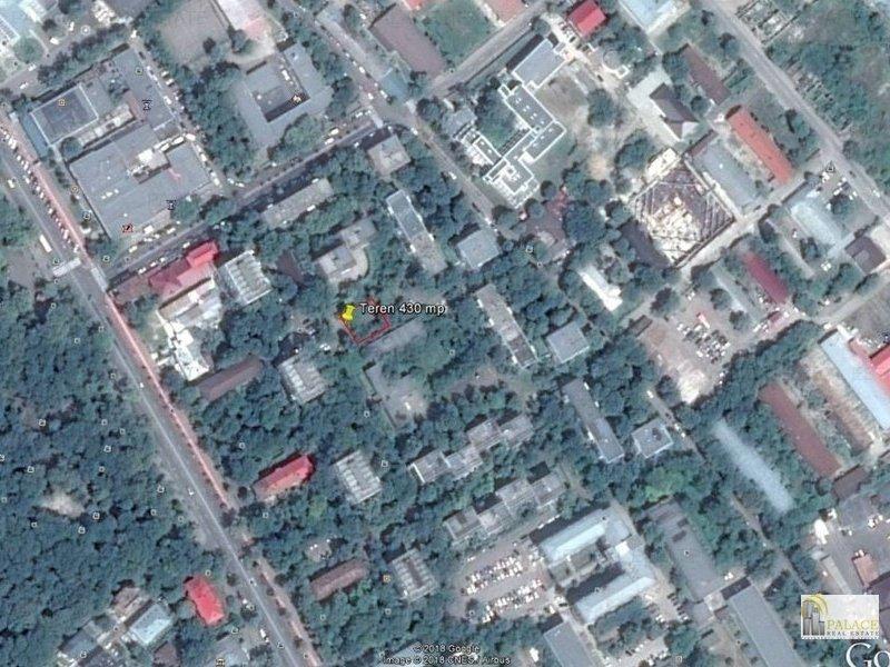 Vanzare teren 430 mp situat in zona Copou