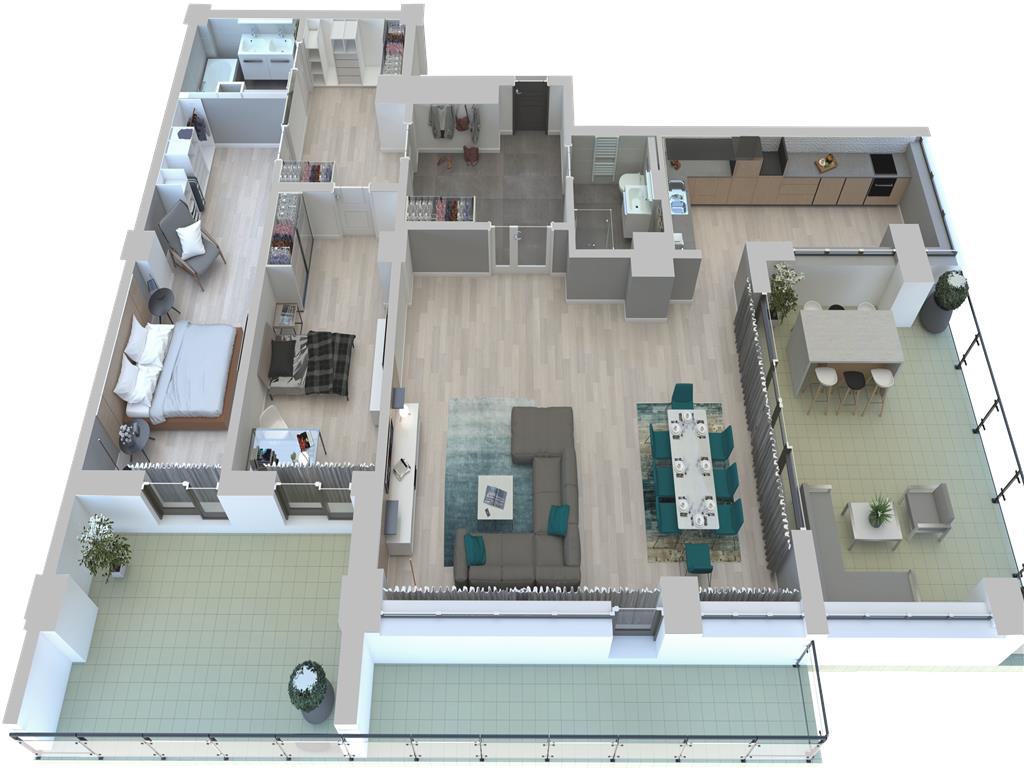 Penthouse exclusivist, 199 MP, Copou  Universitate