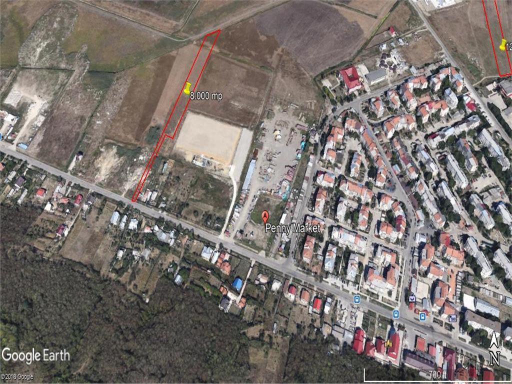 teren in Tomesti cu deschidere la DN 28