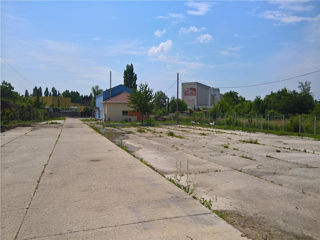 Vanzare spatiu industrial bld. Calea Chisinaului Iasi