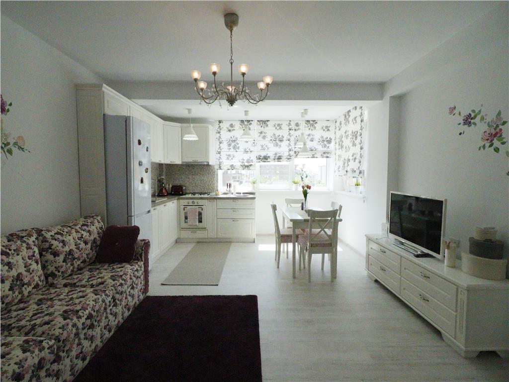 Apartament 2 camere, Mobilat si utilat lux
