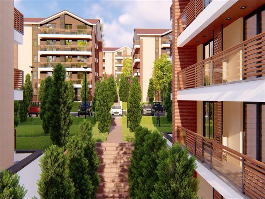 Apartament 3 camere, 131.05 mp , Bucium, Rate la dezvoltator