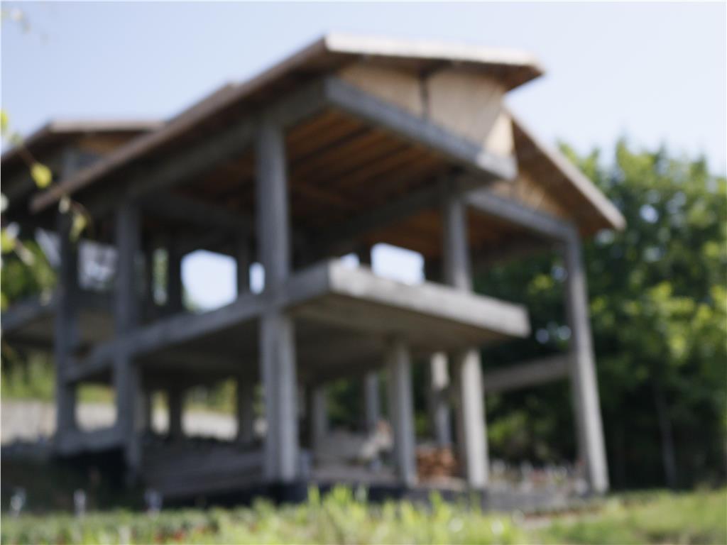 Teren 600 mp , cu proiect la stadiul de structura, Pacurari