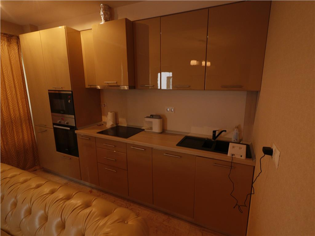 De inchiriat, Apartament 2 camere, de lux, Copou, Exclusiv Residence