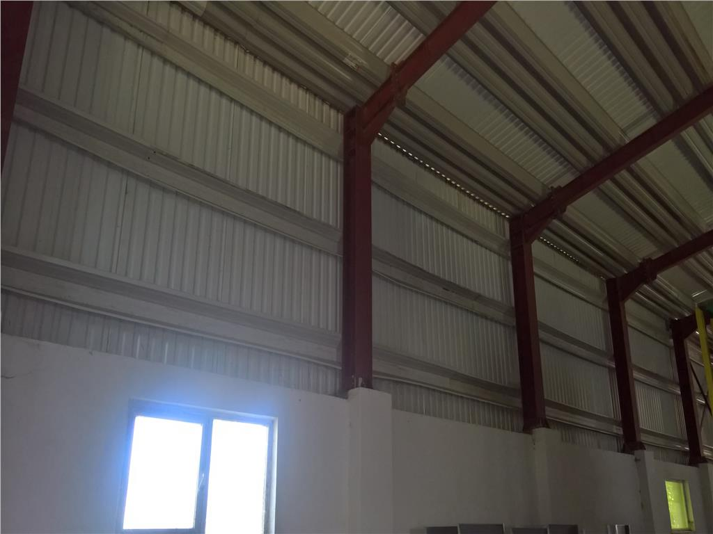 Vanzare spatiu industrial  483 mp DE 85 Iasi