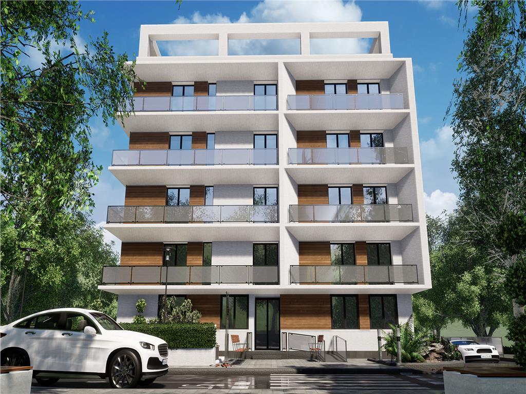 Apartament 2 camere 39 mp, bloc nou, Copou  Stadion