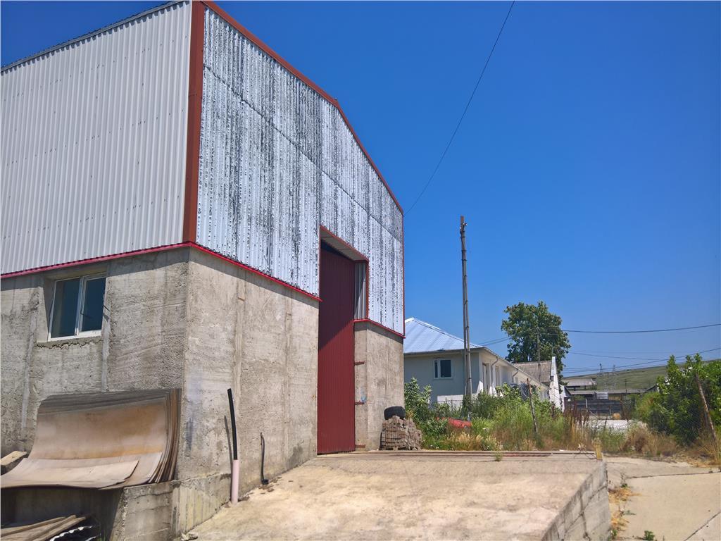 Inchiriere spatiu industrial 483 mp E85 Iasi