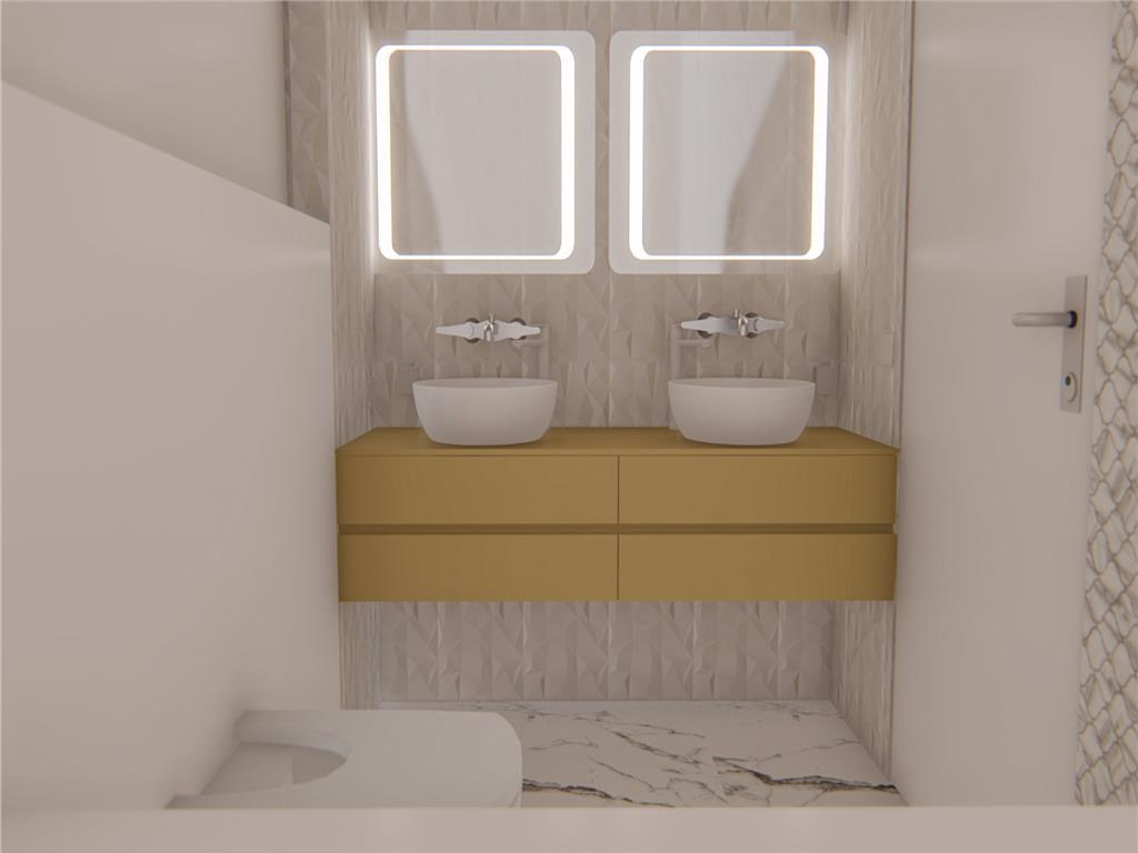 De vanzare,Apartament 2 camere, 61.2 mp,Bucium