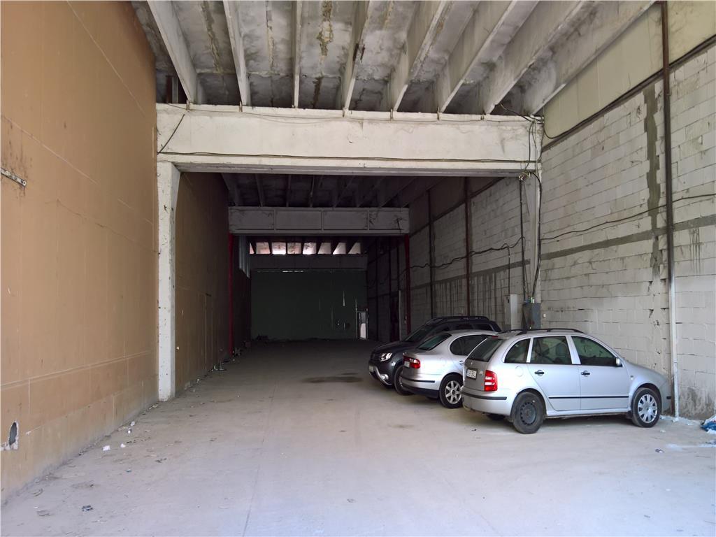 Inchiriere spatiu industrial 619 mp, situat in zona industriala Iasi