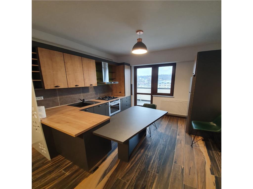 De Inchiriat,Apartament 2 camere, Pacurari, Concept Residence, Mutare Imediata