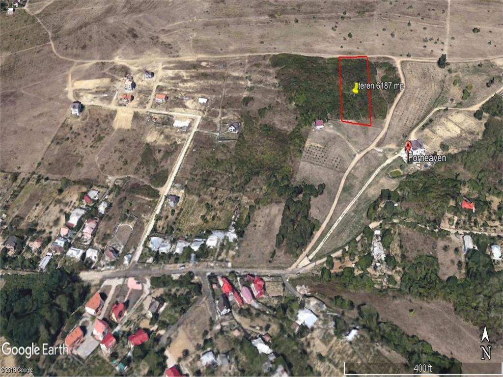teren 6187 mp, in Iasi , zona Bucium