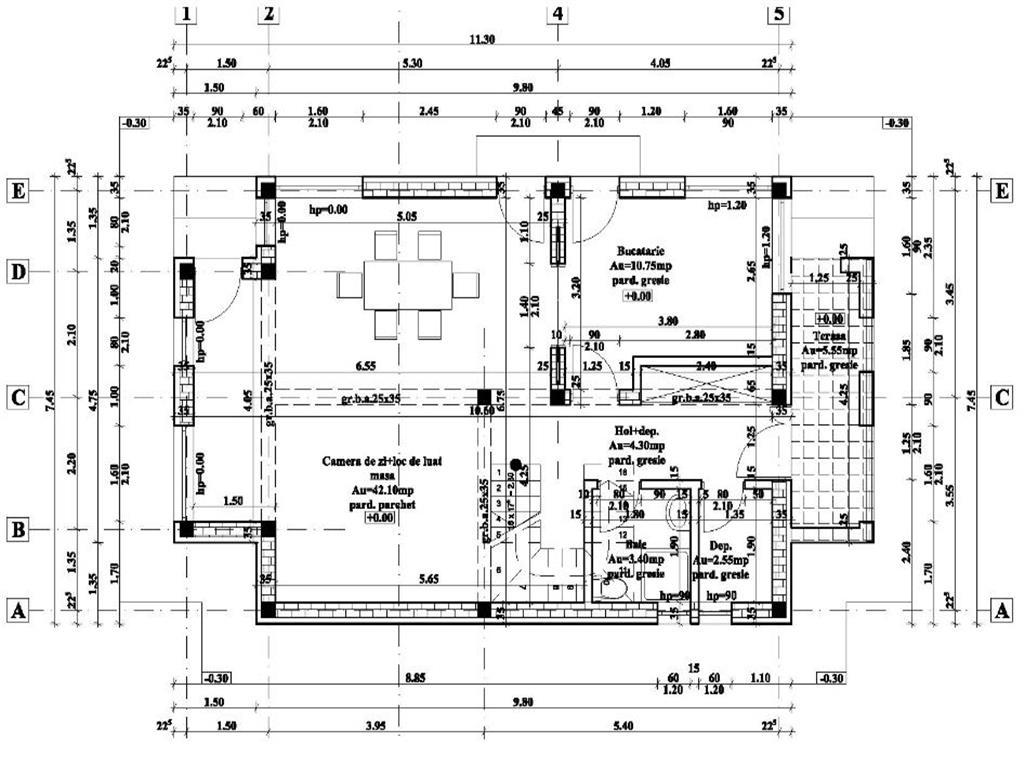 Comision 0% Casa single moderna P+M, Breazu