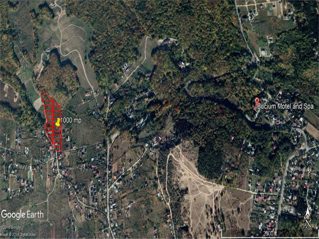 teren pentru constructie case in   Bucium  Pietrarie