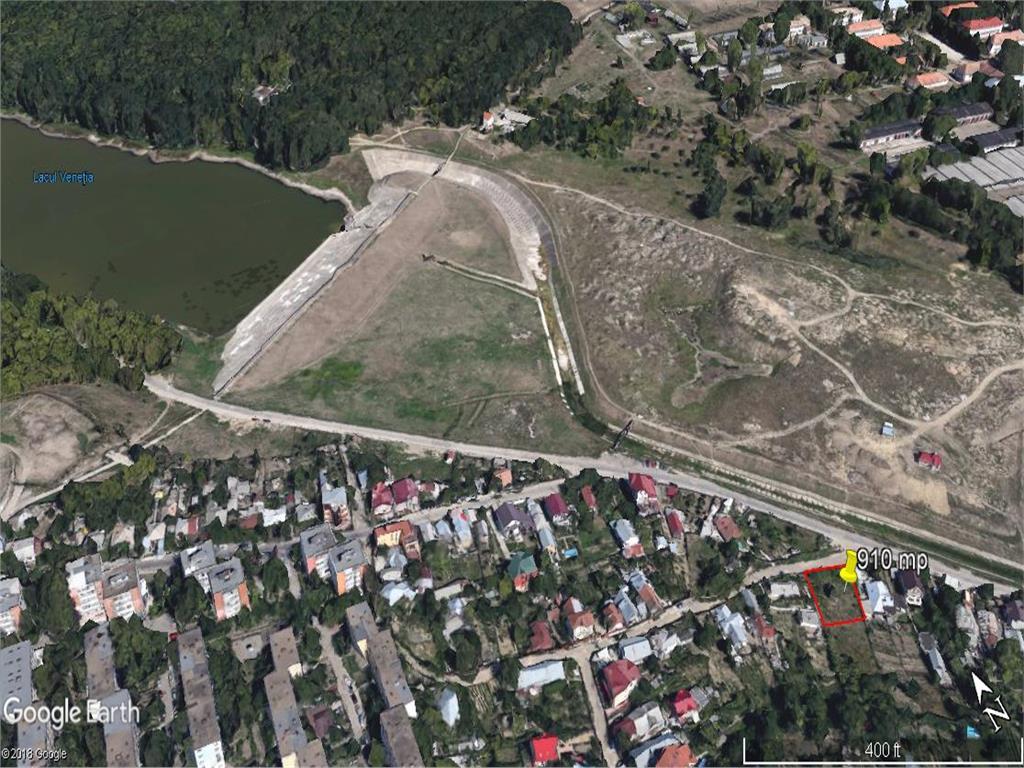 teren 900 mp, zona  Tatarasi Venetia