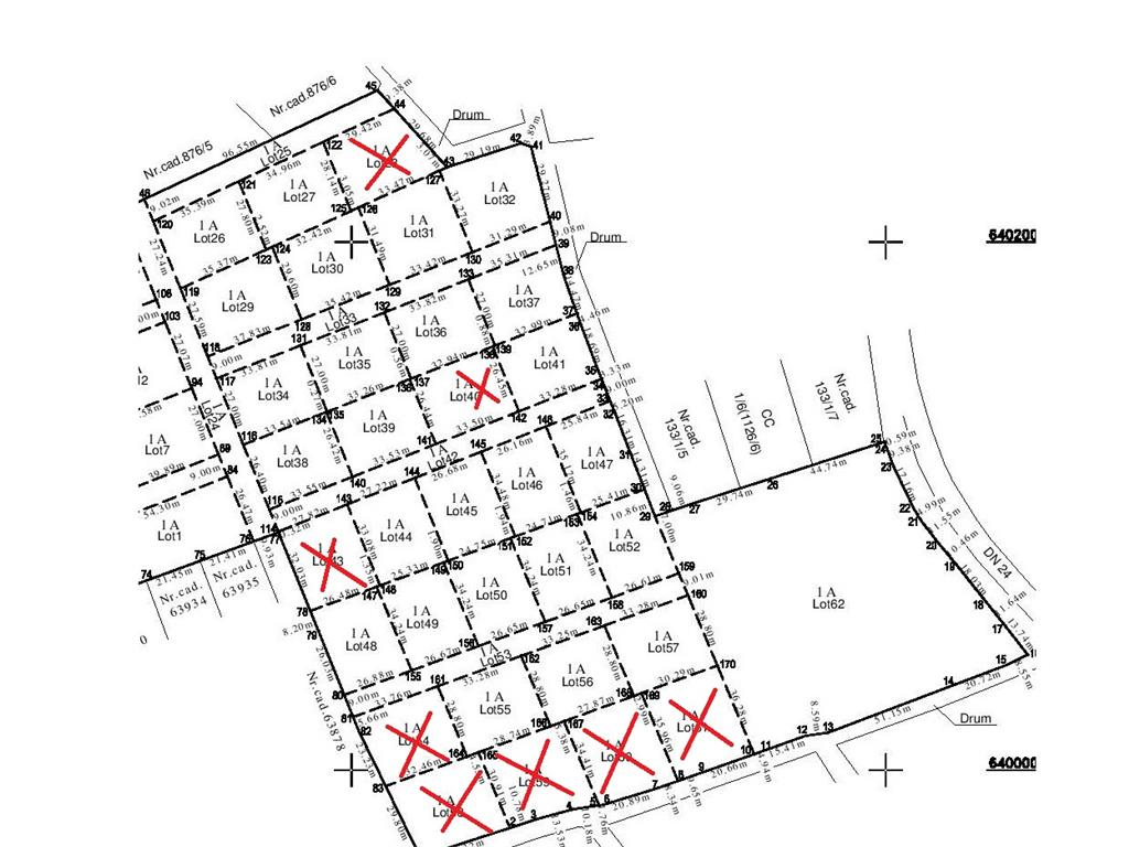 teren ideal pentru constructie casa