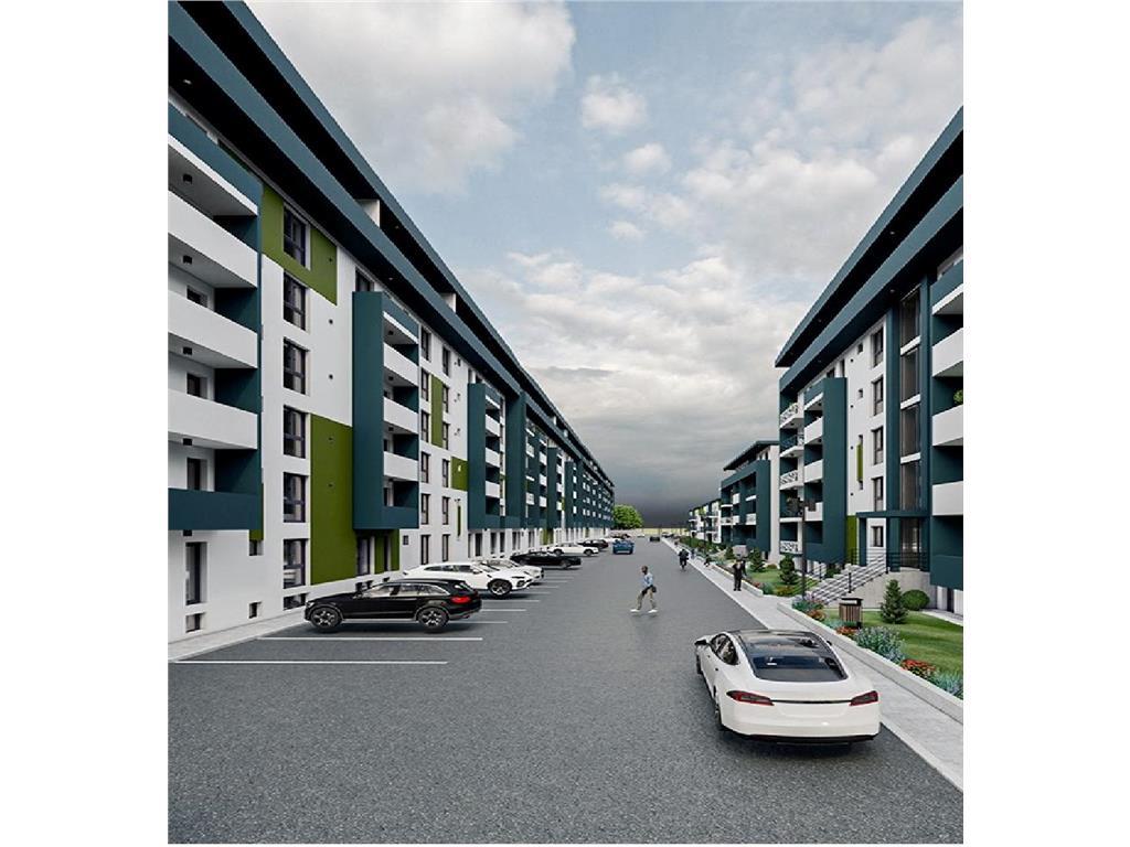 Apartament 1 camera decomandat, in cel mai nou complex rezidential din Pacurari