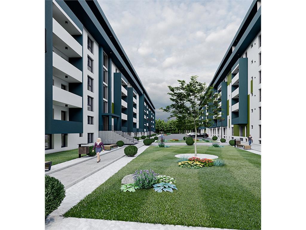 Apartament cu 3 camere decomandat, in cel mai nou complex rezidential din Pacurari