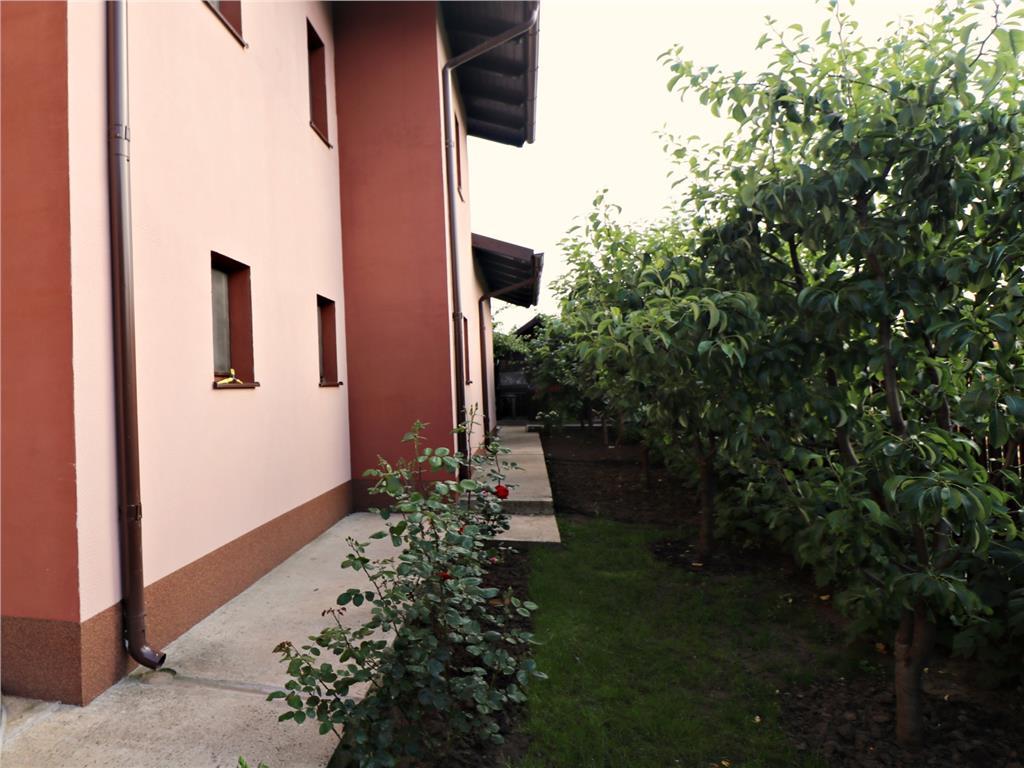 Casa deosebita, Breazu Padurea Marzesti