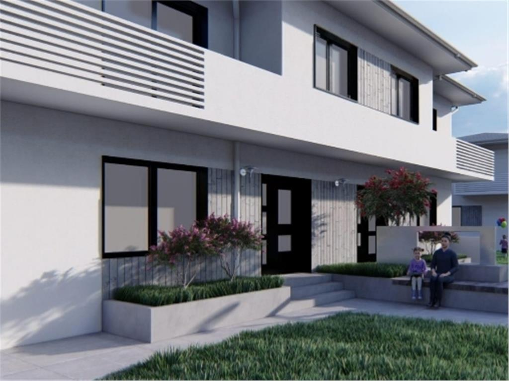 Casa tip duplex moderna, Valea Adanca