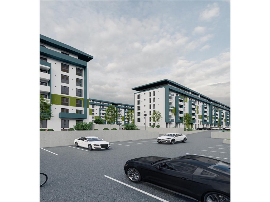 Ideal Investitie! Pachet de 3 apartamente 2c decomandat, Contemporan Residence Pacurari
