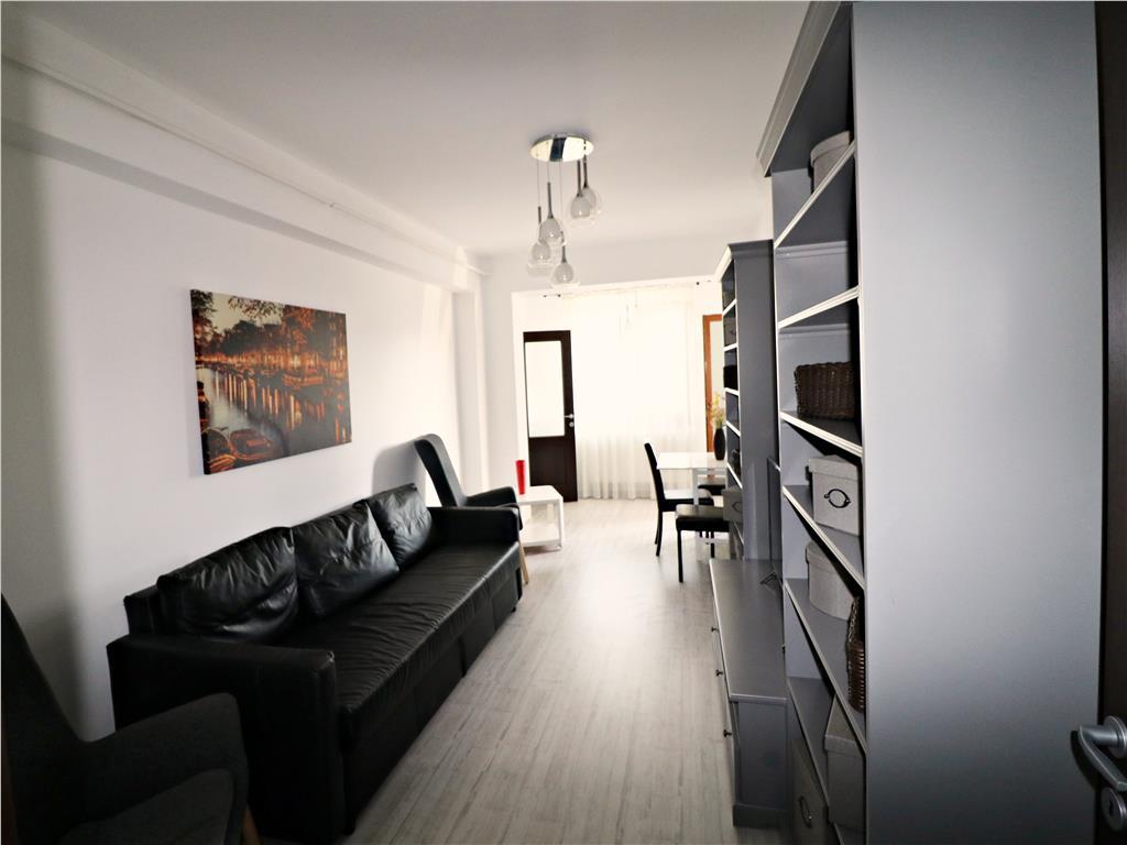 Apartament 2 camere 58mp la 1 minut de Palas cu parcare subterana