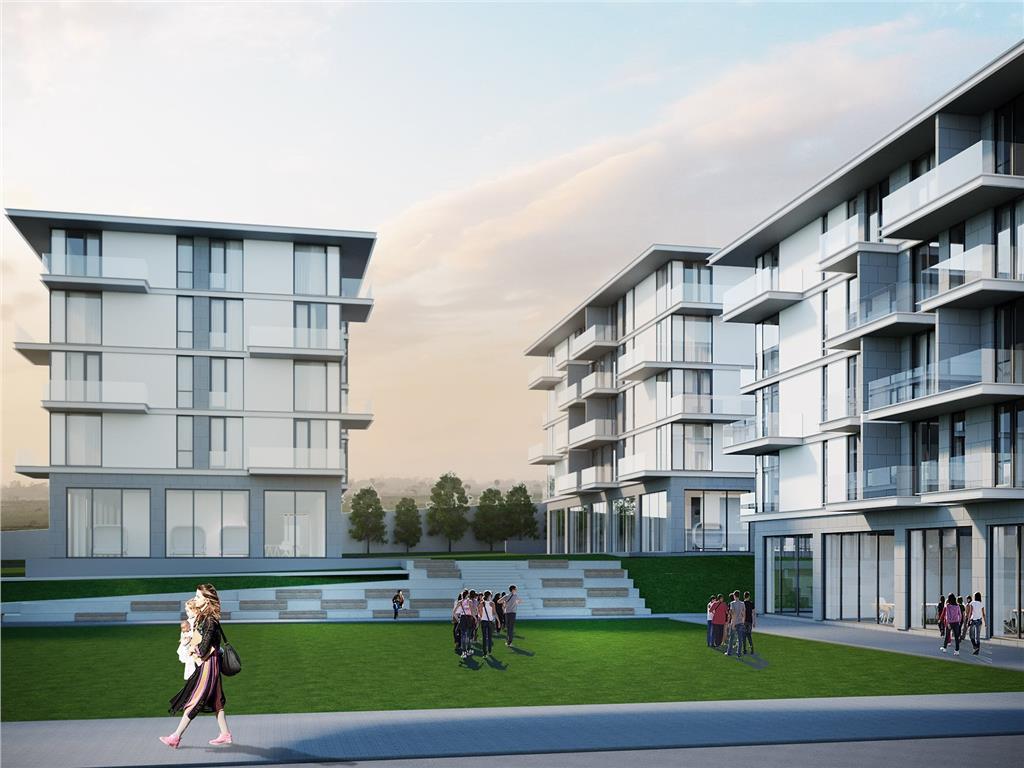 De vanzare,Apartament 2 camere,43.11mp Utili+7.04 Balcon, Bucium, Zona deosebita