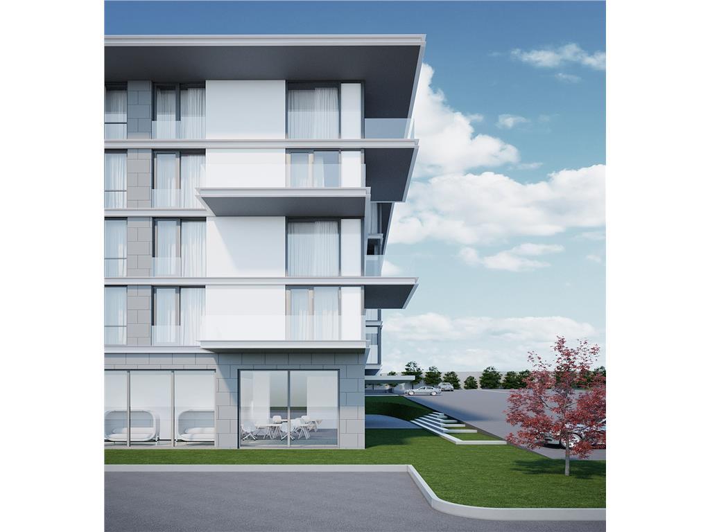 De vanzare,Apartament 3 camere,66.28mp Utili+6.63Balcon, Bucium, Zona deosebita
