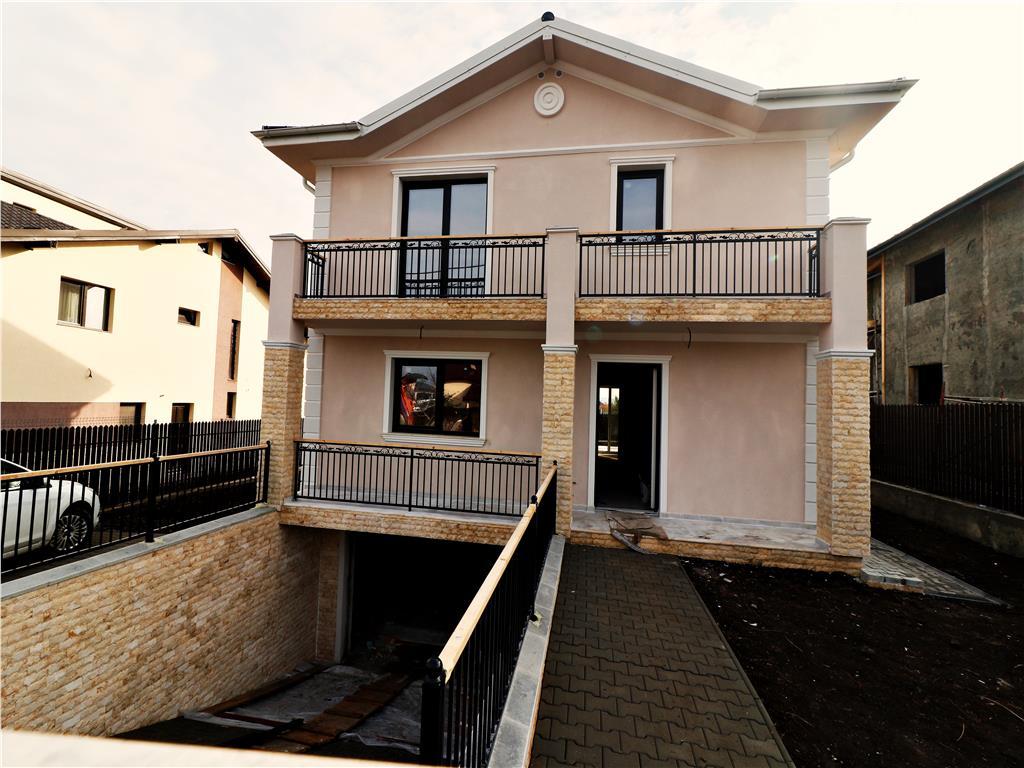 Casa moderna, unicat, Valea Lupului