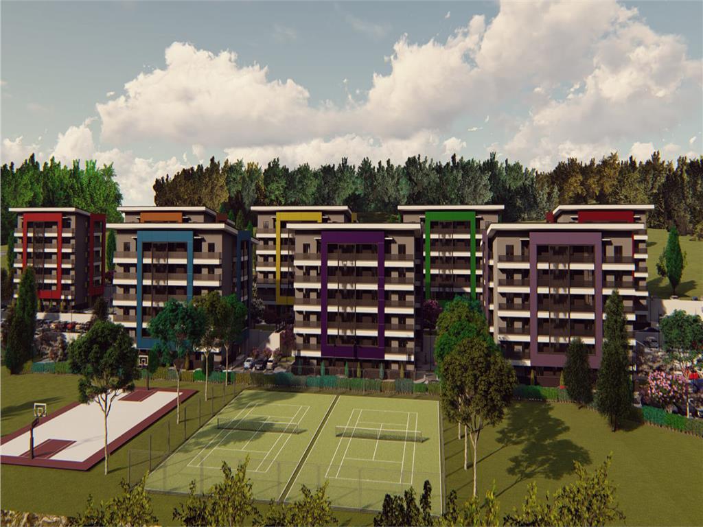 Direct Dezvoltator! Apartament 2 camere, 67 mp, Bloc Nou Pacurari