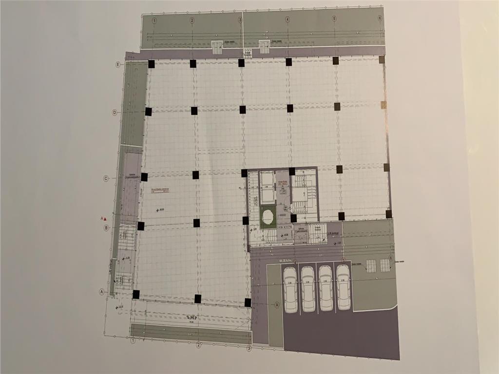 Spatiu de birouri, 170 mp, Centru  Gara