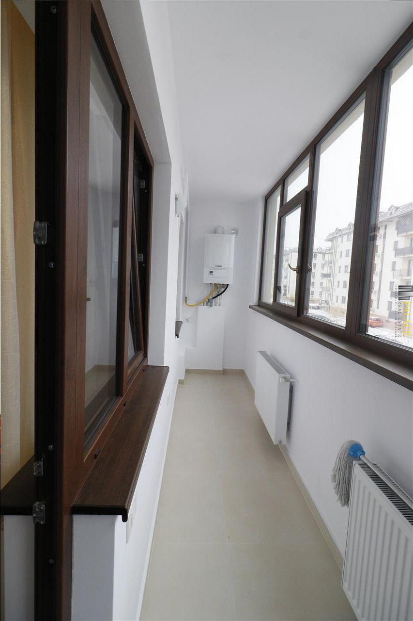 De inchiriat, ap 1 camera, Popas Pacurari  Soleia Residence