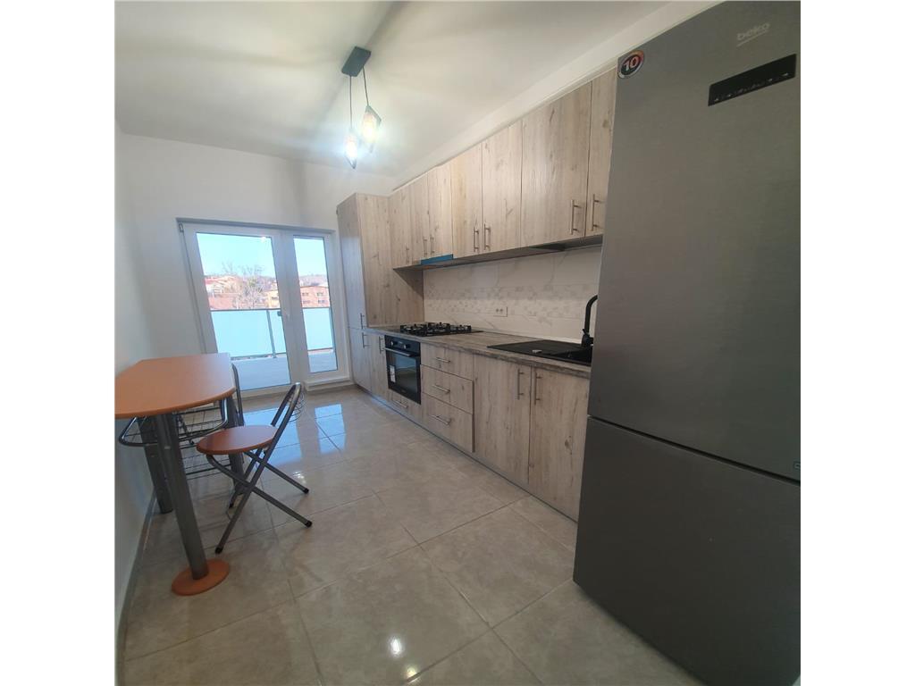 De inchiriat,Apartament 2 camere decomandat, 54mp utili+12mp Balcon,Bucium