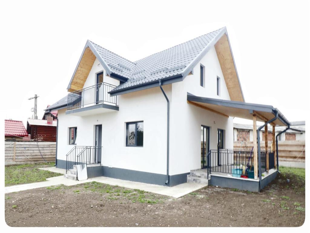 Casa Individuala Holboca P+M, 164 mp utili  + 500 mp teren
