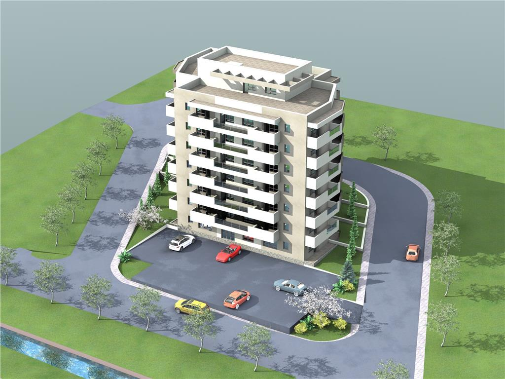 De vanzare, Apartament 2 camere, 42.9mp Utili, Bucium, la 200m Lidl