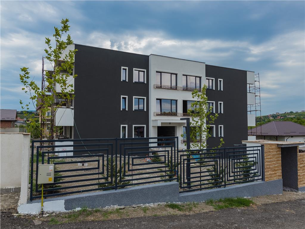 COMISION 0%, Apartament 3 camere, 74,47mp, Bucium