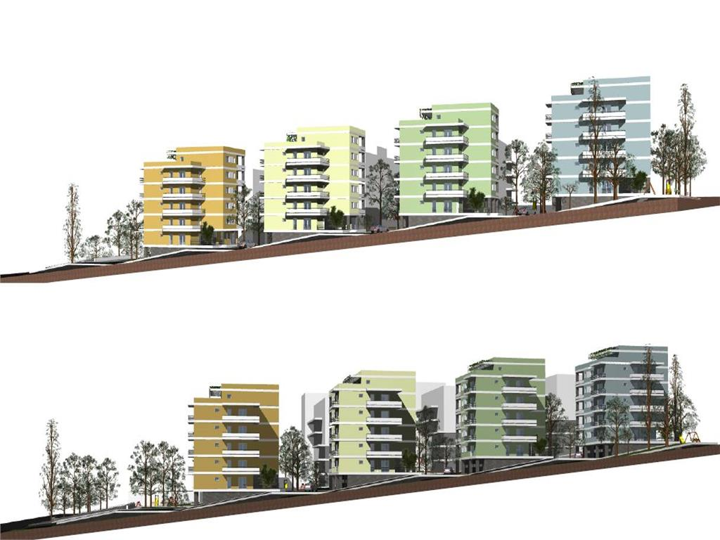Teren constructie rezidentiala/comerciala 4000 mp Pacurari