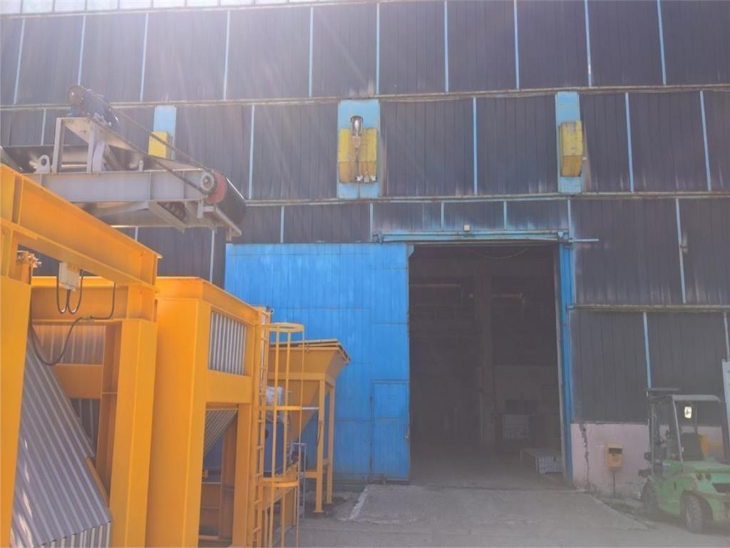 Inchiriere spatiu industrial de 2000 mp Zona Industriala, pretabila pentru proiecte finantari EU, POR 1.2, POR 2.2