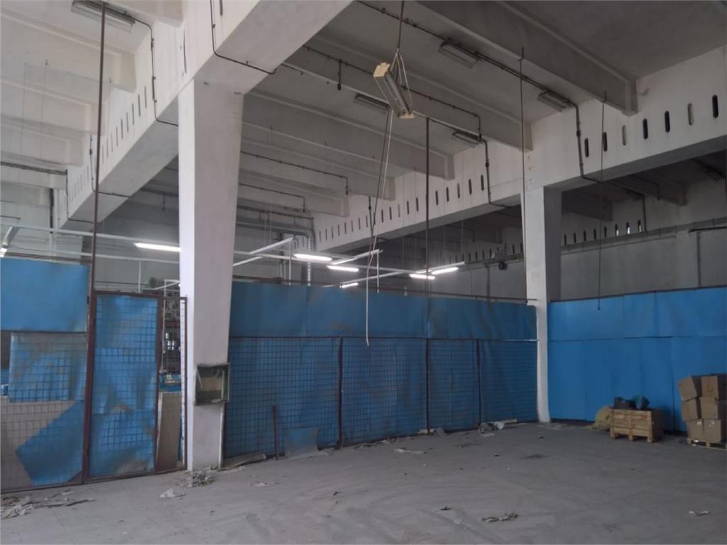 Inchiriere spatiu industrial 1512 mp situat in zona Tudor Vladimirescu