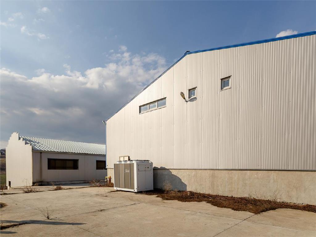 Inchiriere Hala Industriala 2466 mp zona Miroslava Iasi