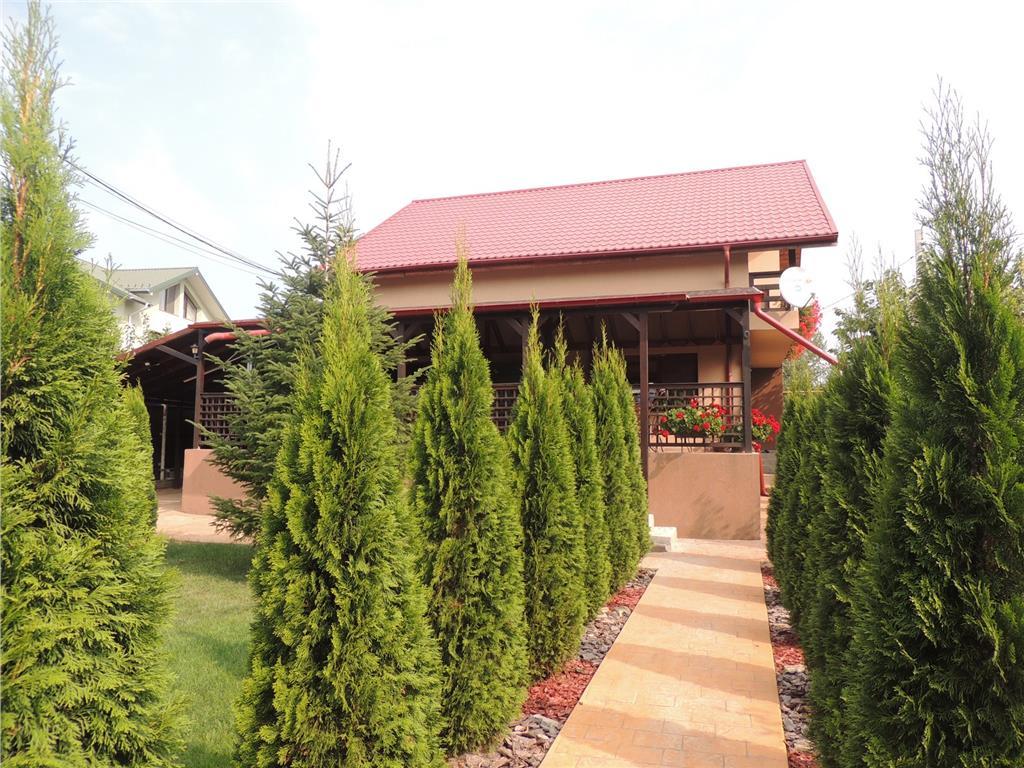 Casa deosebita, Pacurari, la 600 ml de sosea.