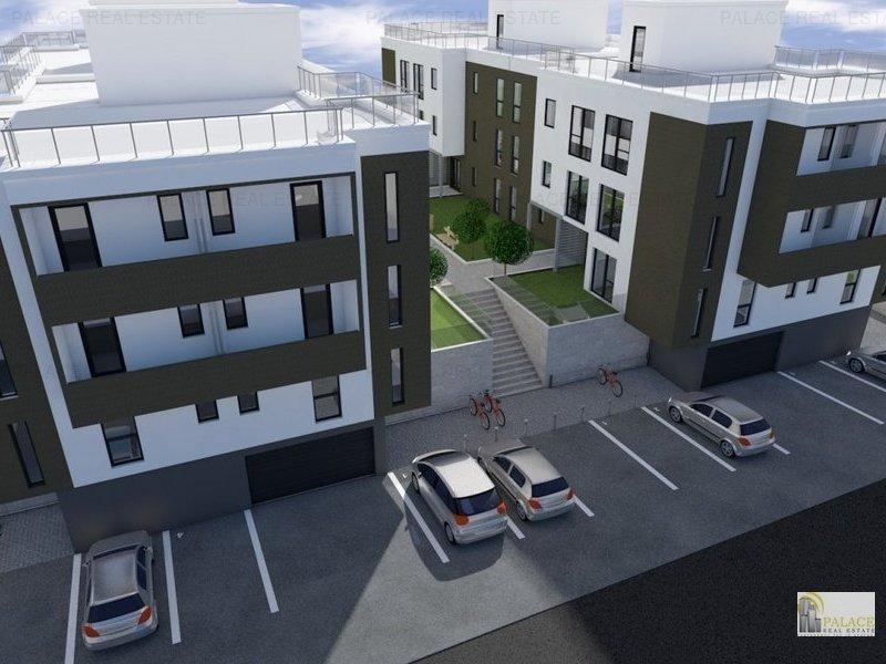 Apartament 2 camere de vanzare, bloc nou. 58 mp, Nicolina